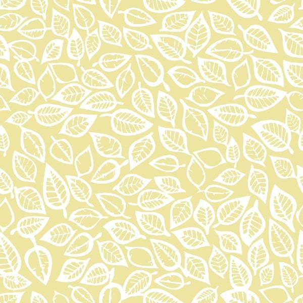 Tapeta Leavesvaria Yellow