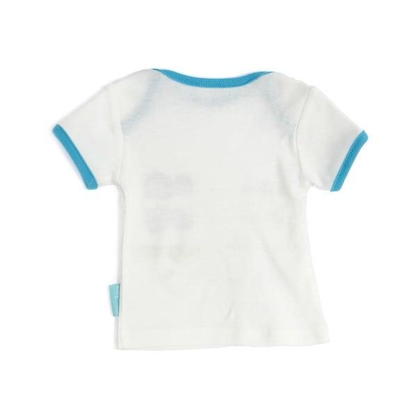 Dziecięca koszulka z krótkim rękawem Hippo, 9-12 miesięcy