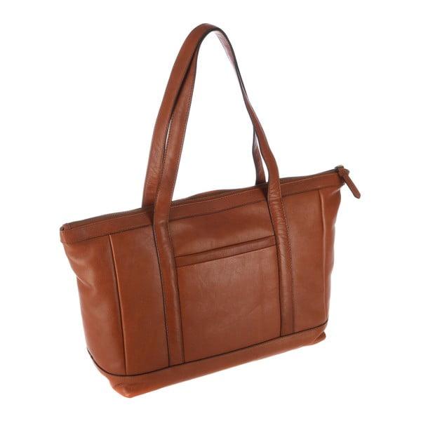 Damska torebka skórzana Ruby Toffee