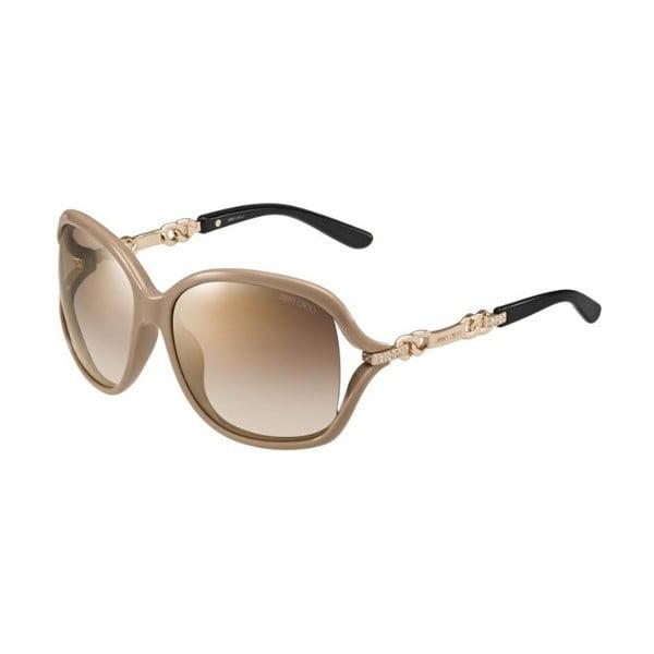 Okulary przeciwsłoneczne Jimmy Choo Loop Nude/Brown