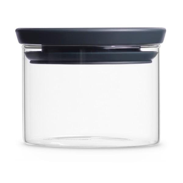 Szklany pojemnik Brabantia Lely, 0,3 l