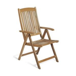 Krzesło ogrodowe z drewna tekowego ADDU Java