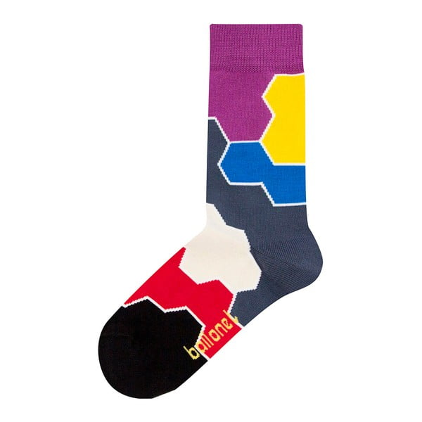 Skarpetki Ballonet Socks Molecule Toy, rozmiar 41-46