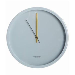 Zegar ścienny Couture Gray, 30 cm