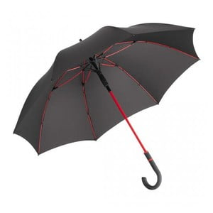 Parasol Windproof Red