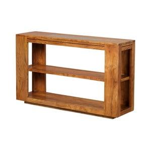 Konsola z litego drewna akacjowego Woodjam Zara