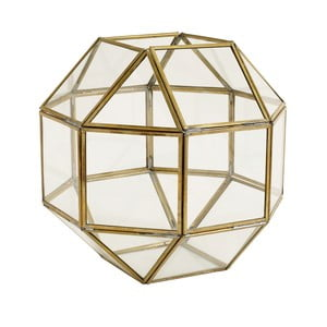 Lampion Nordal Edged Brass, Ø 26 cm