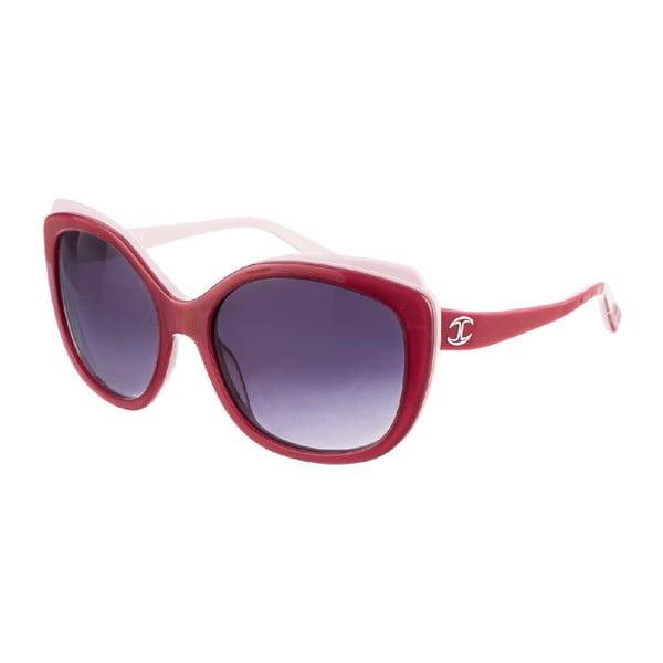 Damskie okulary przeciwsłoneczne Just Cavalli Granate