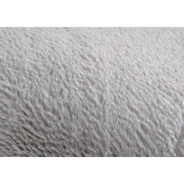 Koc Silver Glitter, 170x130 cm