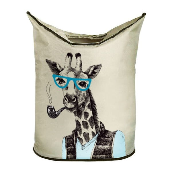 Kosz na bieliznę Glasses Deer
