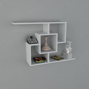 Półka Samara Book White, 22x100x64 cm