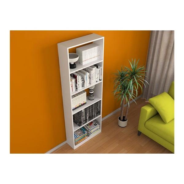 Biblioteczka Safir White