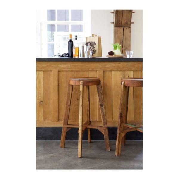 Krzesło barowe Inca Wood