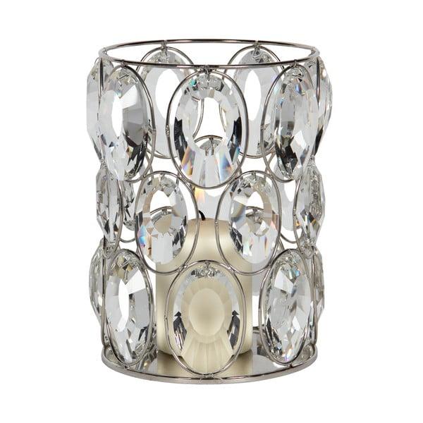 Świecznik Cristal Noblesse, 13x19 cm