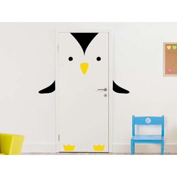 Naklejka dekoracyjna Pingulino Porta
