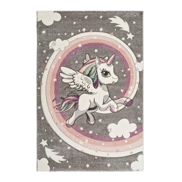 Dywan dziecięcy Universal Unicorn, 120x170 cm