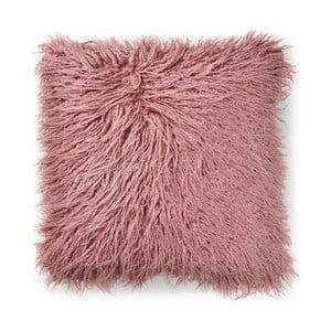 Różowa poduszka La Forma Brock, 45x45cm