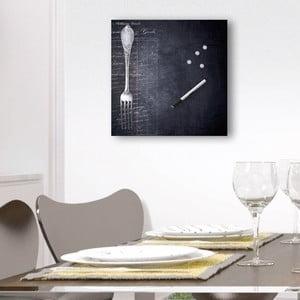 Tablica magnetyczna Eurographic Fork, 30x30 cm