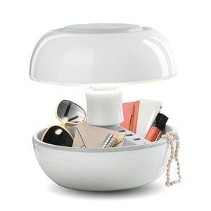 Lampa stołowa i ładowarka w jednym Joyo Classic, biała