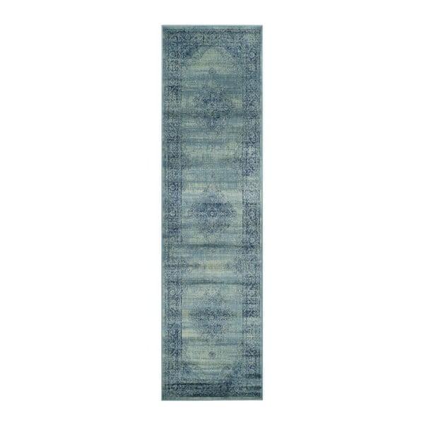Dywan Olivia Blue, 66x243 cm