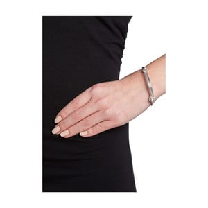 Damska bransoletka w srebrnym kolorze NOMA Rachel