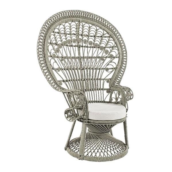 Fotel Agueda Grey