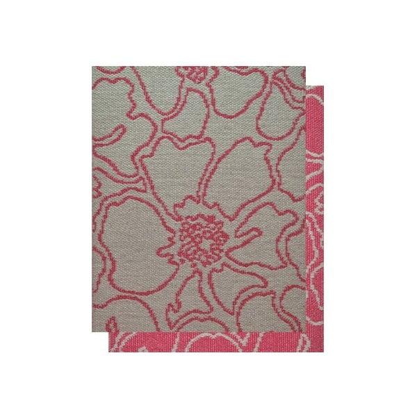 Wytrzymały dywan dwustronny Flou V2, 60x240 cm