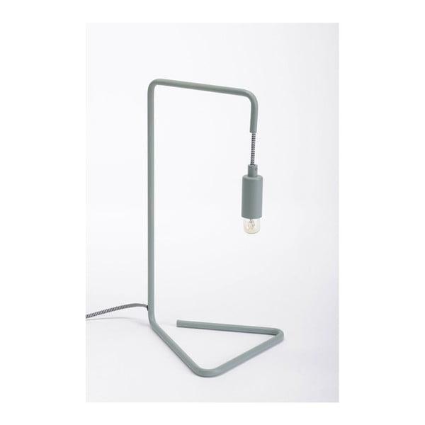 Lampa stołowa Bureau Lampe, szara