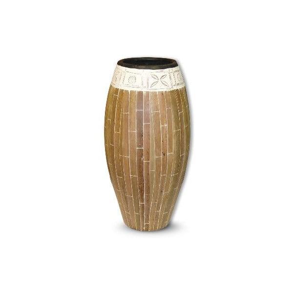 Bambusowy wazon Bambu, 60 cm