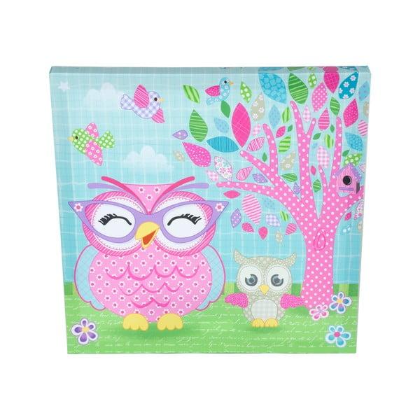 Obraz Tri-Coastal Owl Tea