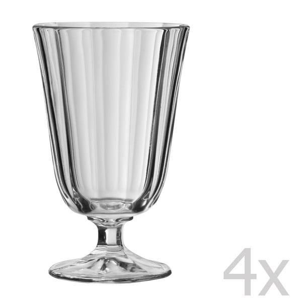 Zestaw 4 szklanek Ana Cotes, 250 ml