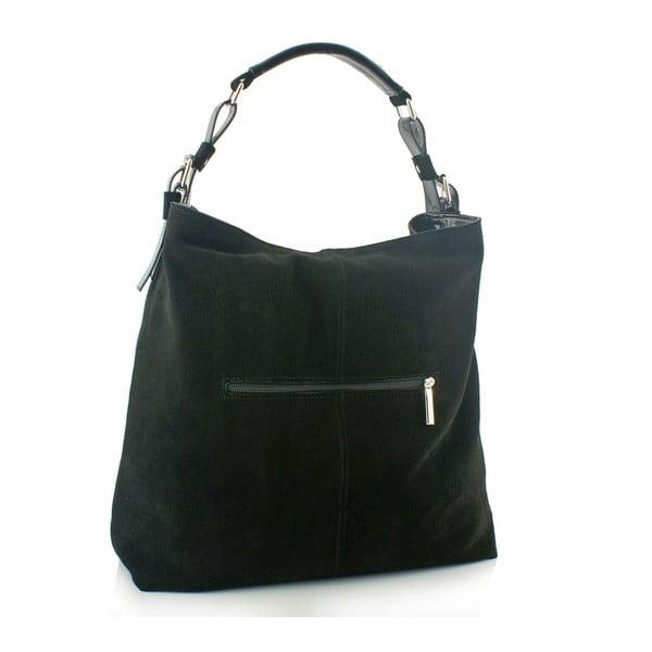 Skórzana torebka Boscollo Black 3185