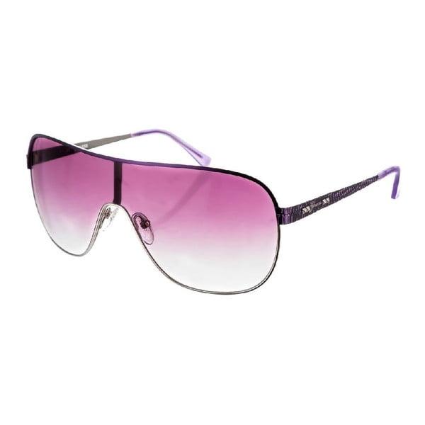 Damskie okulary przeciwsłoneczne Guess GU7232-PUR58