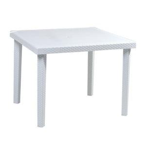 Biały stół ogrodowy Castagnetti Out