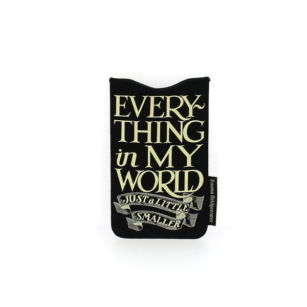 Etui na   telefon Blueprint Collections Everything in my World