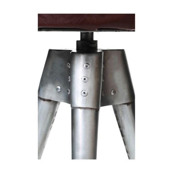 Stołek Aviator Leather