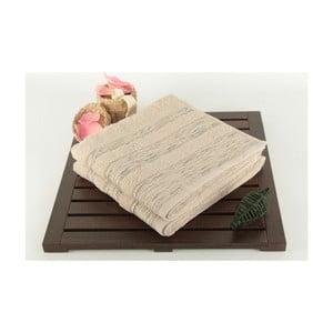 Zestaw 2 ręczników Cizgili Brown, 50x90 cm