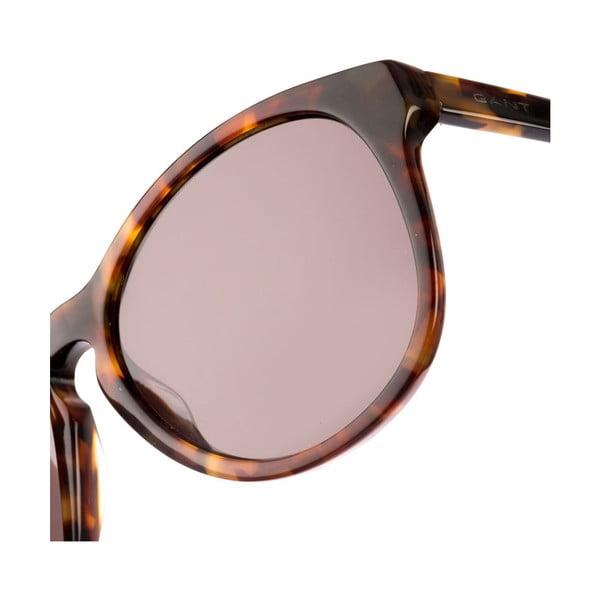 Damskie okulary przeciwsłoneczne GANT Keene Heather Brown