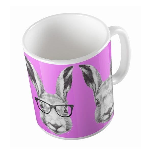 Ceramiczny kubek Cool Bunny, 330 ml