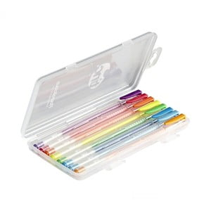 Zestaw 8 zapachowych fluorscencyjnych długopisów żelowych TINC Flourolicious