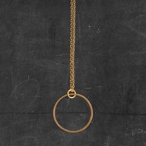 Naszyjnik Circle Gold z kolekcji Geometry