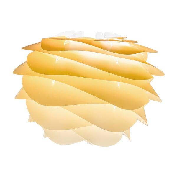 Żółty klosz VITA Copenhagen Carmina, Ø32cm