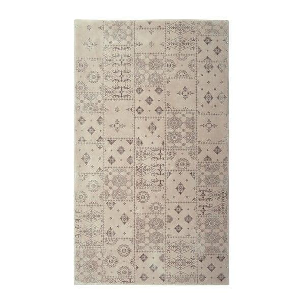 Beżowy dywan Floorist Mosaic Beige, 140x200 cm
