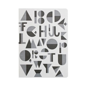 Szary notes Michelle Carlslund Alphabet