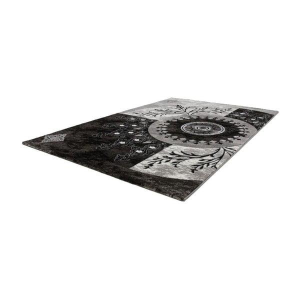 Dywan Instinct 757 Black, 80x300 cm