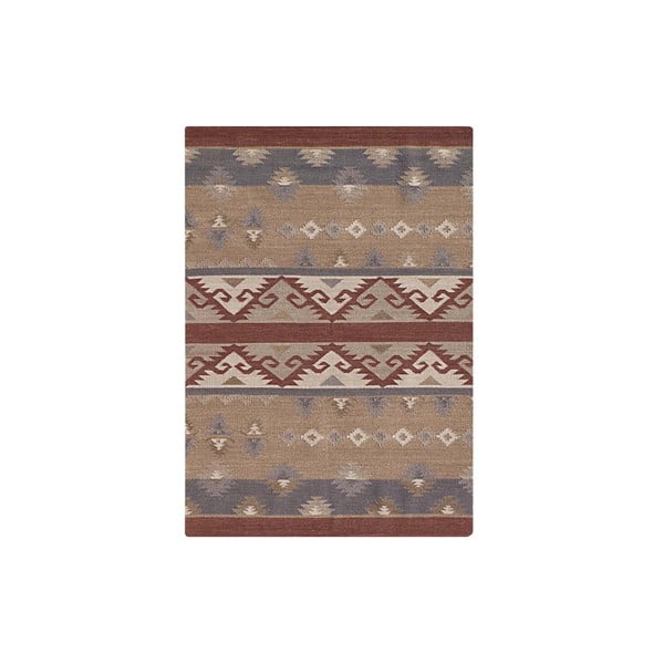 Ręcznie tkany dywan Kilim No. 706, 155x240 cm