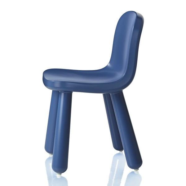 Niebieskie krzesło Still