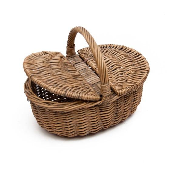 Koszyk wiklinowy Antic Line Antique Picnic
