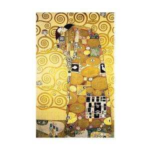 Reprodukcja obrazu Gustava Klimta - Fulfillment, 70x40cm