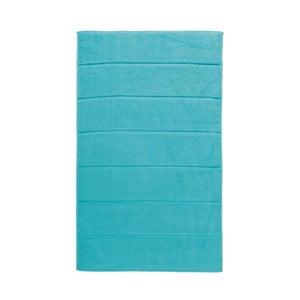 Turkusowy dywanik łazienkowy Aquanova Adagio, 60x100cm